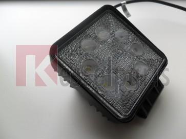 Werklamp 24W LED 0,5m kabel