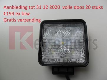 Werklamp 15W LED 2m kabel KP-15V20