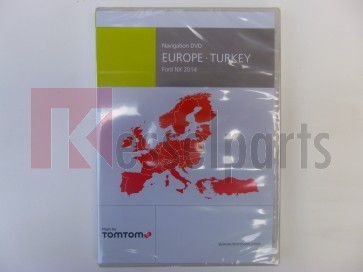 Ford NX 2014 DVD Europe & Turkey