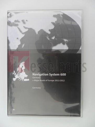 Chevrolet Duitsland Navigation 600 2011/2012