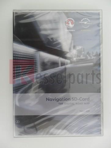 Opel Navi 600 Duitsland 2011/2012