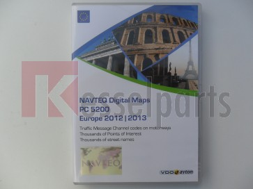 VDO Europa DVD PC/MS 5200 2012/2013