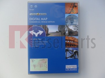 VDO Europa DVD + SD PC/MS 5200 TSN 2010/2011