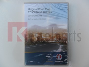 CD 500 Turkey Turkije  2012/2013