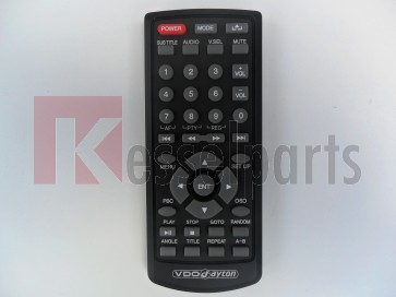 Nieuwe Afstandbediening VDODayton VRM6100 VRM 6100