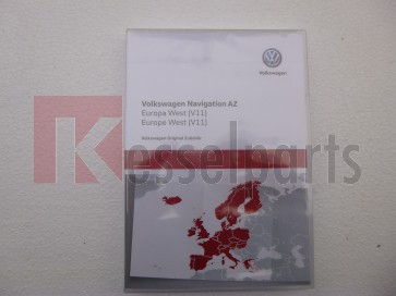SD-kaart West Europa 2019AZ V11 VW RNS 315
