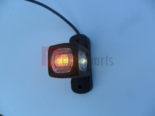 Led Lampen Aanhangwagen : Breedte verlichting led