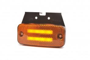 LED zijmarkering met knipperlicht KP-1137
