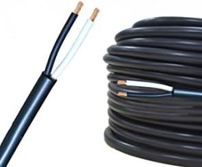 verlichting kabel 2 x 0.75mm²