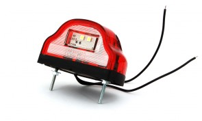 LED kentekenverlichting multivolt  KP-409