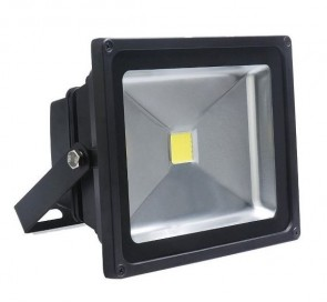 Led buitenlamp 50W WarmWit