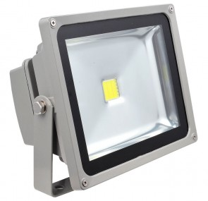 Led buitenlamp 50W Wit