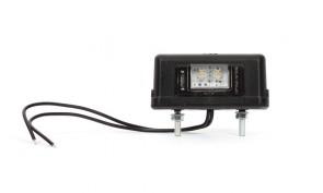 LED kentekenverlichting multivolt  2 leds KP-244