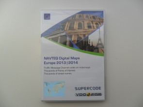 VDO Europa DVD C-IQ supercode 2013/2014