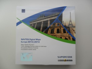 VDO Europa CD's C-IQ supercode 2013/2014