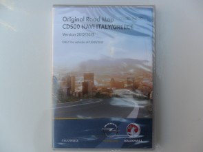 CD 500 Navi Italy/Greece 2012/2013