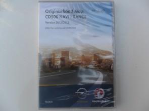 CD 500 Navi France 2012/2013