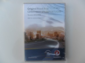 CD 500 Navi Spain/Portugal 2012/2013