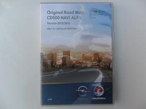 CD 500 Alpen Alps  2012/2013