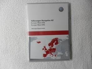 SD-kaart West Europa 2016 AZ V8 VW RNS 315