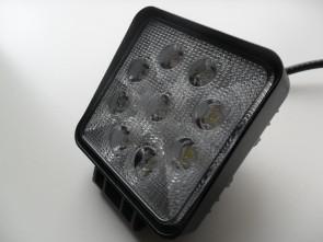 Werklamp 27W LED 0.5m kabel KP-27V05