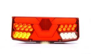 LED achterlicht 24Volt met weerstand voor knipperlicht