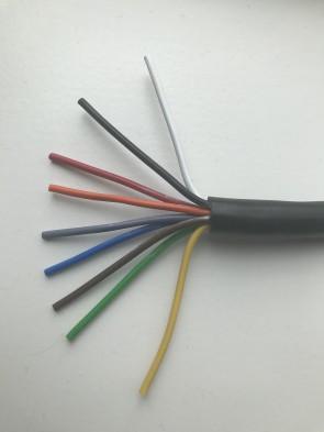 verlichting kabel  9 x 1.5 mm²