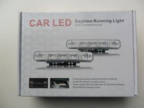 Dagrijlampen LED DRL