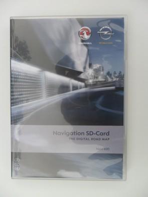 Opel Navi 600 Benelux 2011/2012