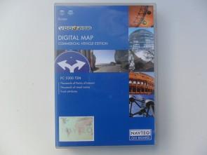 VDO Europa DVD + SD PC/MS 5200 TSN 2010/2011
