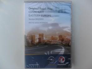 CD 500 Eastern Europe  2012/2013