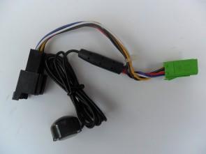 Kabel afstandbediening infra rood RC 09 H