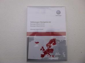 SD-kaart West Europa 2019AZ V11 VW RNS 315