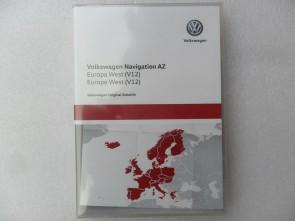 SD-kaart West Europa 2020 AZ V12 VW RNS 315